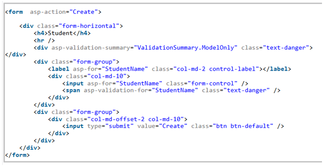 An Overview of New Features of MVC 6