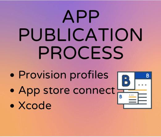 App publication process