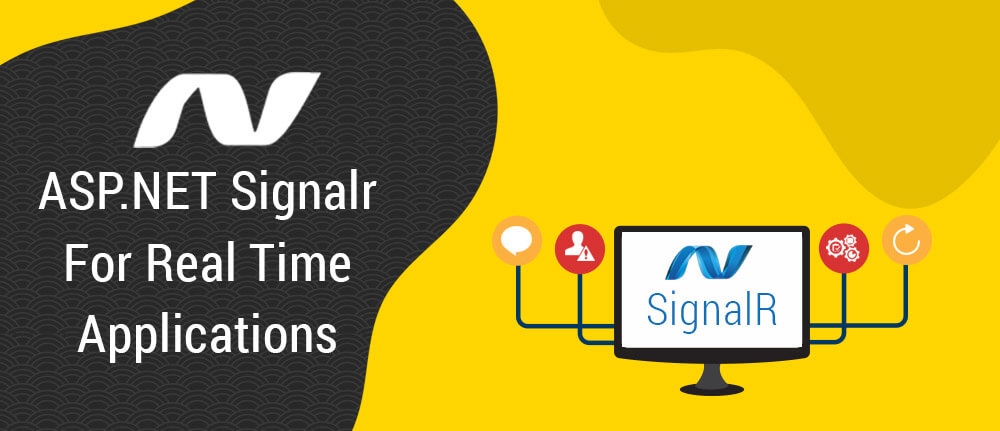 ASP.Net Signalr application