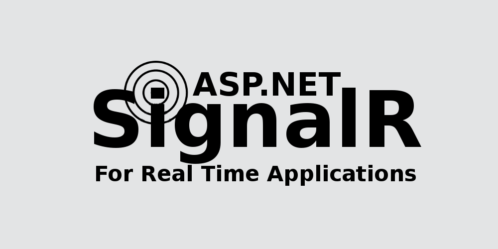 Asp.Net Signalr for Real Time Applications