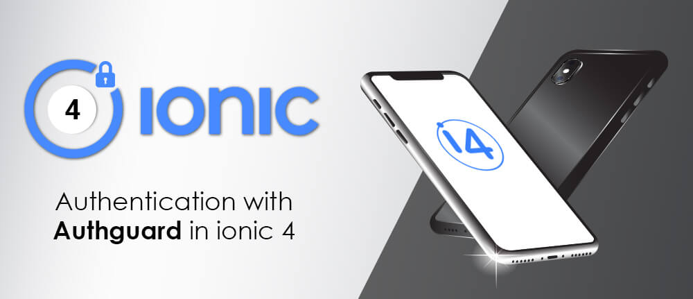 Authentication with Authguard in Ionic 4