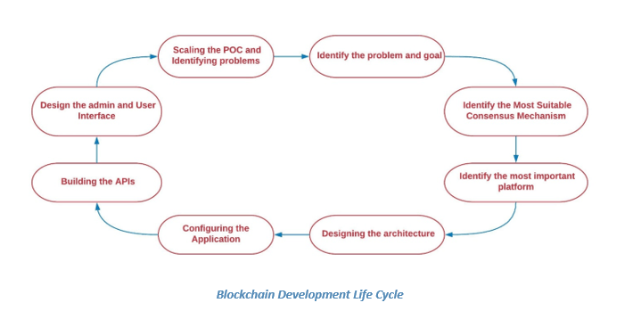 Blockchain Development Life Cycle