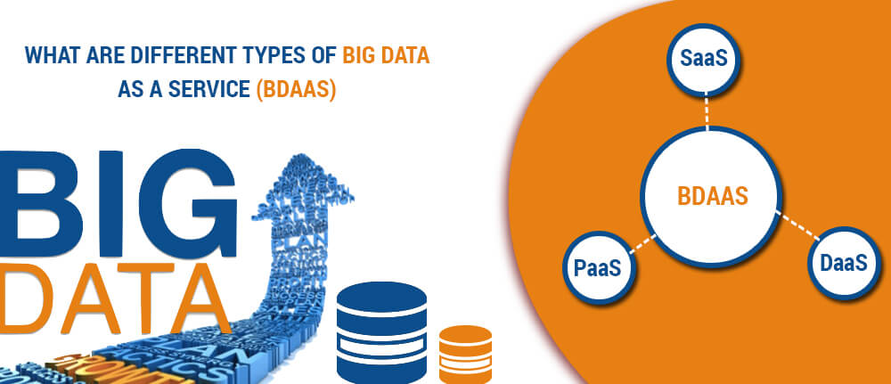 Different Types of Big Data as a Service