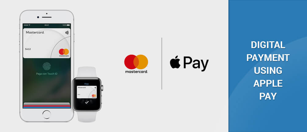 Digital Payment Using Apple Pay