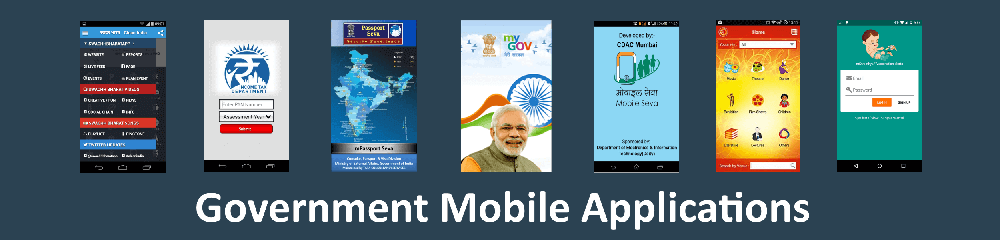 Government Mobile Applications