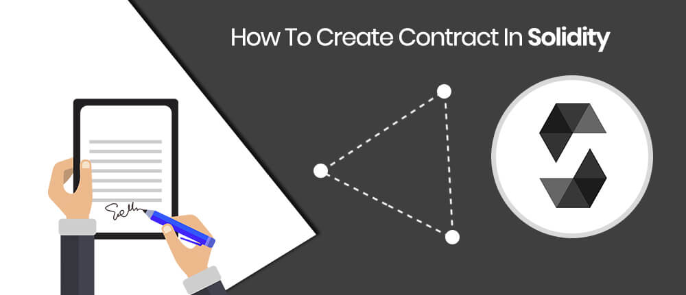 How to Create Contract in Solidity