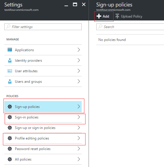 Azure ad B2C with Net Desktop Applications Integration