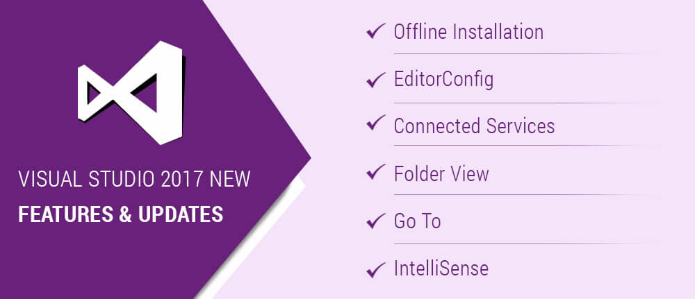 New Features and Updates of Visual Studio