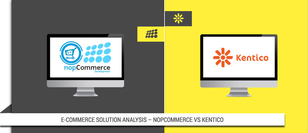 NopCommerce vs Kentico