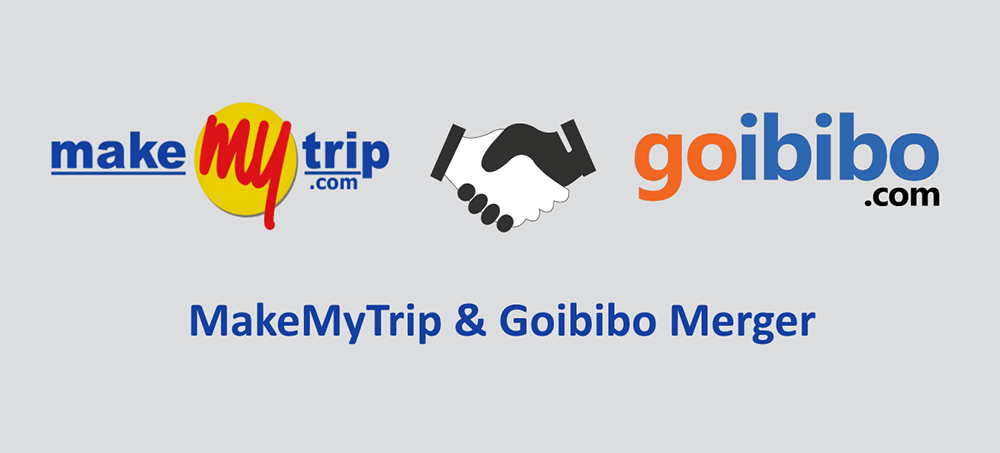 Makemytrip And Goibibo Merger