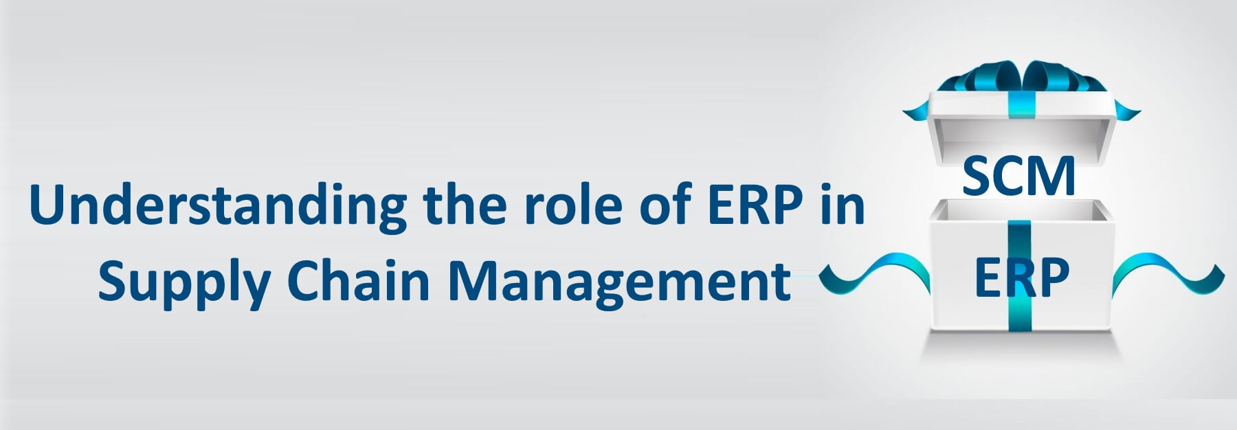 ERP in Supply Chain Management
