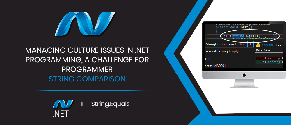 String Comparison in .Net Programming