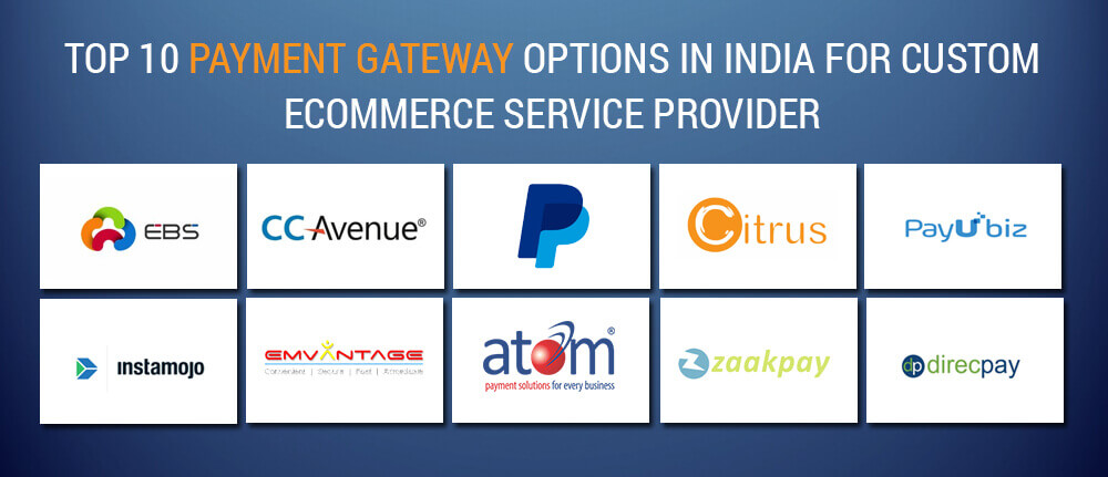 Top 10 Payment Gateway Options