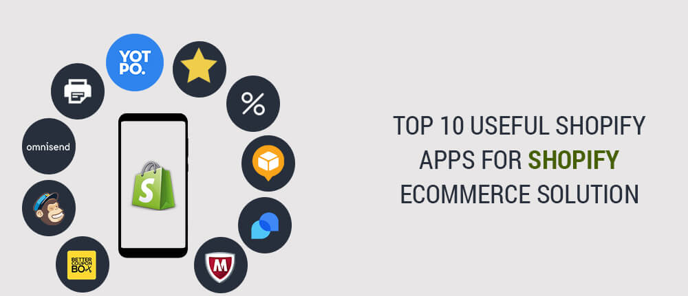 Top 10 Useful Shopify Apps