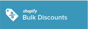 Shopify Bulk Discounts